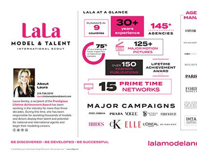 LaLa Model & Talent Brand