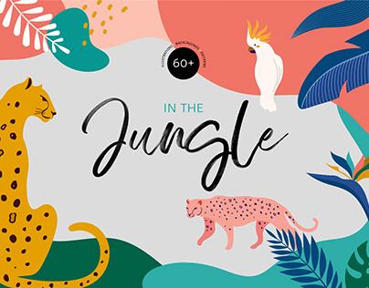 In The Jungle – The Wild Collection By:Marish