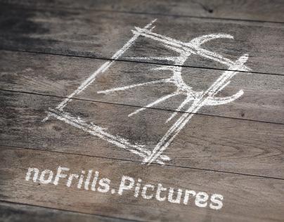 Logo // noFrills.Pictures