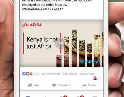 Absa WEF Conference 2017