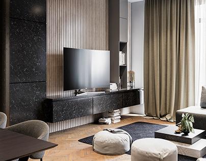House No.7 Design & visualization:Nima Akbari Location