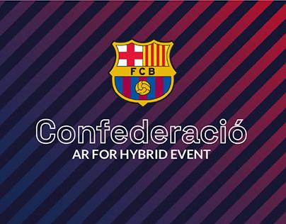F.C. Barcelona Event