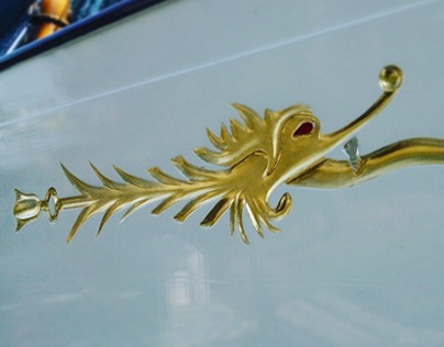 Elements Design for the classic FIFE boat - Tern
