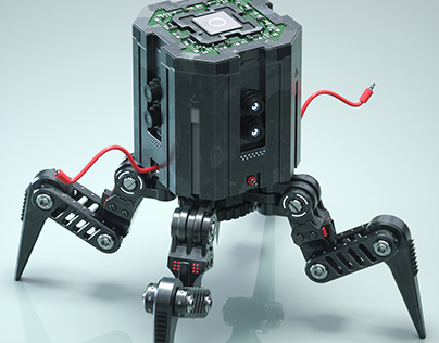 Infiltrator MicroBot