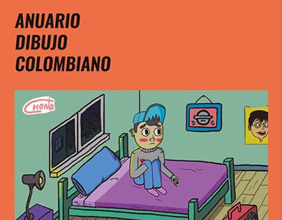 Anuario dibujo colombiano