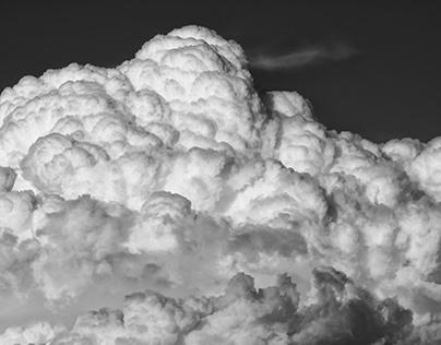 Near the clouds