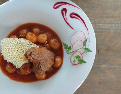 Mykonos Greek Restaurant photoshoot