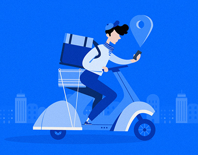 Food Delivery / Mobile App
