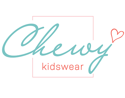 Chewy Kidswear Logo