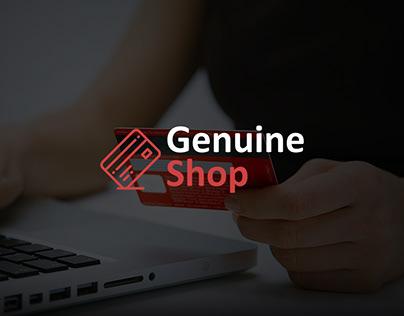 Genuine Card : Logo Design