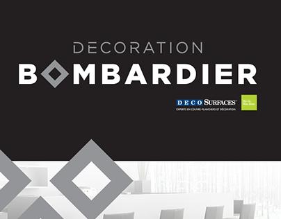 Décoration Bombardier