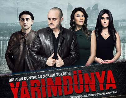 YARIMDÜNYA - Movie Poster