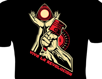 Rotary Tee Shirt Design