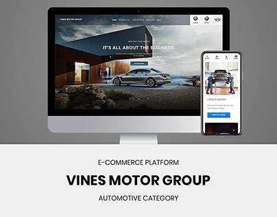 Vines Motor Group