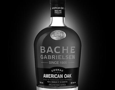 Bache Gabrielsen Cognac American Oak