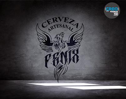Diseño /Imagotipo FENIX Cerveza Artesanal
