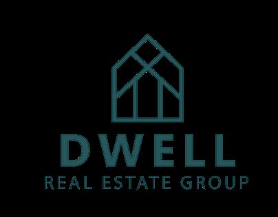 Dwell Real Estate Group Branding