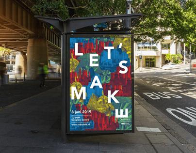 TEDxDelft Let's Make
