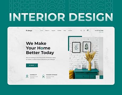 IN.Design | UX/UI concept