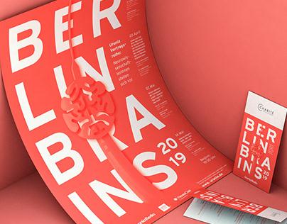 Berlin Brains 2019 – Event Branding