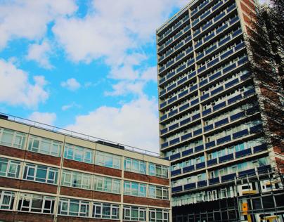 Cityscape/Landscape of London