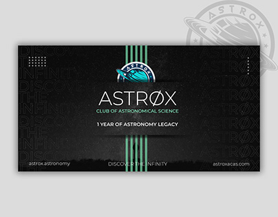 Astrox Facebook Page Cover
