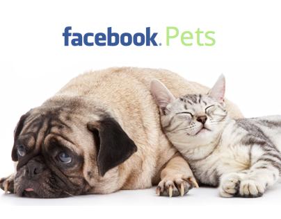 Facebook Pets - A Concept for 21st century pet lovers