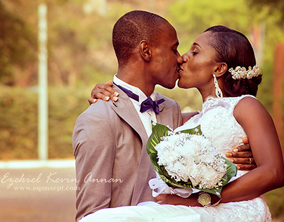 Yaw + Diana Wedding