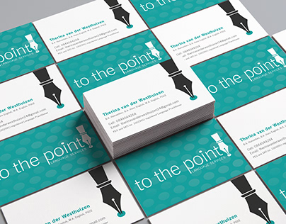 Branding for To The Point Language Practitioners