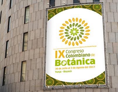 IX Congreso Colombiano de Botánica