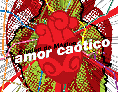 Mexico city: chaotic love
