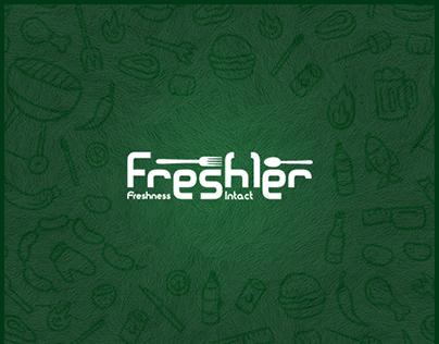 Freshler Android App UI