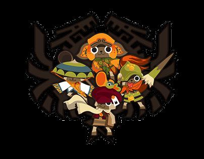 Monster Hunter - communauté FR