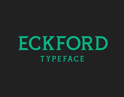 ECKFORD TYPEFACE