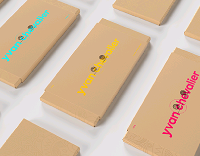 Yvan Chevalier | Chocolate Branding