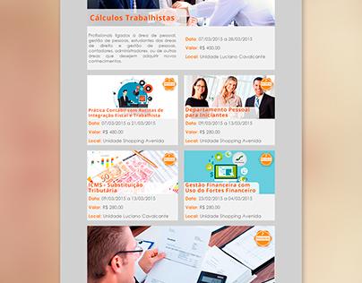 HTML Fortes Educação