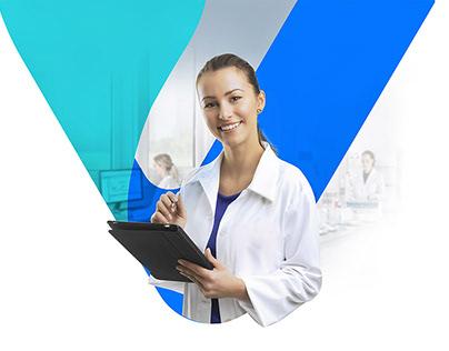 Virasoft Digital Pathology // Rebranding & UI Design