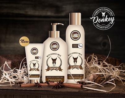 Donkey cosmetics