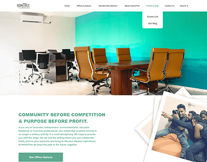 HomeTree - Web Designs