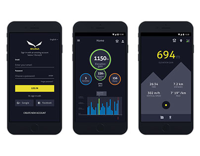 Salewa Official App