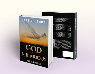 God is hilarious Book Cover