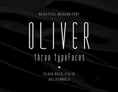 Oliver Font
