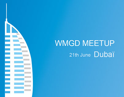 "Meetup Dubaï - ""We Make Good Design"""