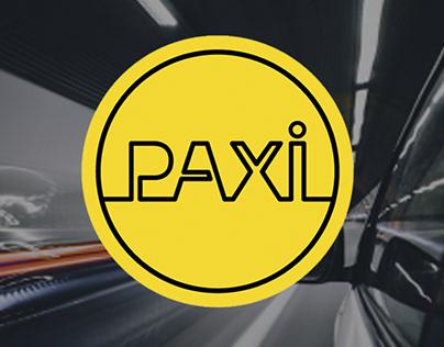Paxi Technologies - Web Design
