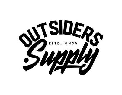 Outsiders Brand Website Logo