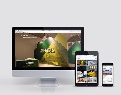 Druck, sitio web