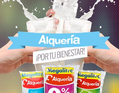 Alquería - Alquería Por tu Bienestar (Site Oficial)
