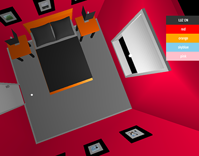Room 3D  Color style