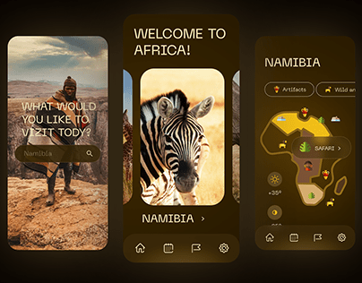 Africa travel app