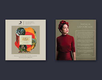 Sony Music UK - Advertising - Natalia Lafourcade 2018